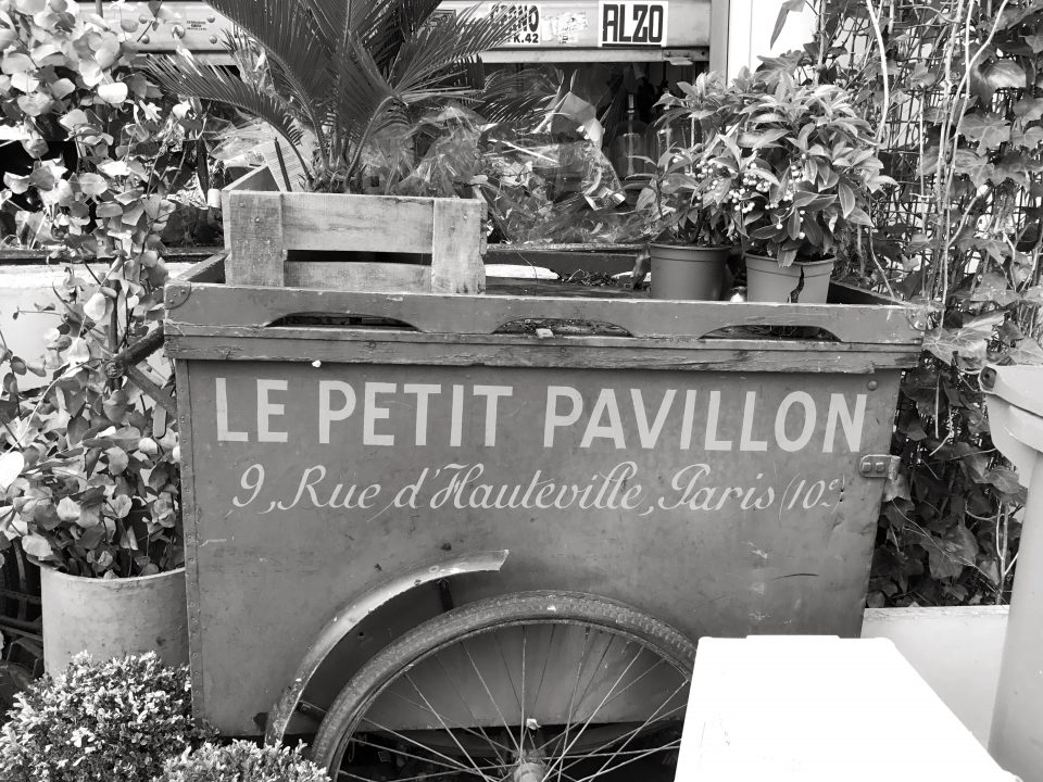Le Petit Pavillon – Blumenladen in Paris